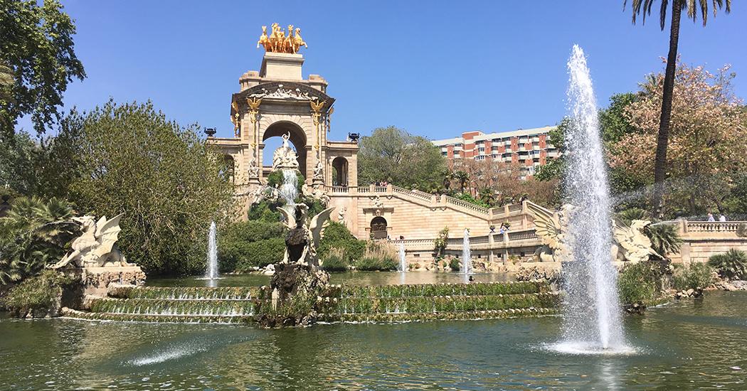 travel journey citytrip Barcelona