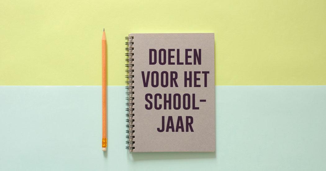 doelen voor het schooljaar